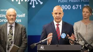 Premier Peter Gutwein has announced all ...