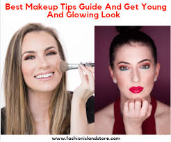 best makeup tips guide and get young