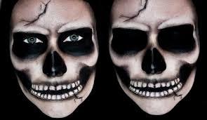 scary makeup tutorial