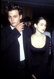 Winona Ryder And Johnny Depp Wallpaper Photo Shared By Chastity19 ...