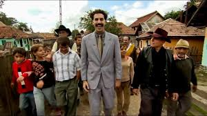 Borat Sacha Baron Cohen Comedy Movie ...