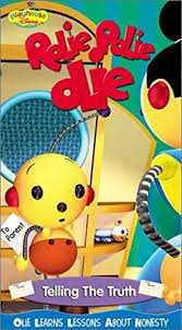 Amazon.com: Rolie Polie Olie - Telling the Truth [VHS]: Cole Caplan, Adrian  Truss, Kristen Bone, Joshua Tucci, Robert Smith, Catherine Disher, Len  Carlson, Michael Cera, Ben Joseph, Bruce Robb, Dave Dias, Hugh