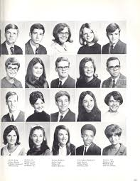 1969 Ulysses S. Grant High School Yearbook and Students Page 105