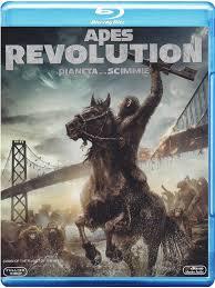 Amazon.com: Apes Revolution - Il Pianeta delle Scimmie [Blu-ray ...