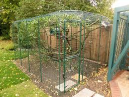 Reviews For Catio Outdoor Cat Enclosure Cat Products Omlet In 2020 Outdoor Cat Enclosure Outdoor Pet Enclosure Cat Enclosure