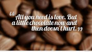 chocolate day quotes for boyfriend quotesta