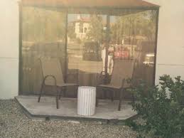 Patio With No Fence Or Rails Facing Parking Lot Picture Of The Riviera Palm Spring Palm Springs Tripadvisor