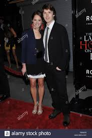 Spencer Treat Clark and Emily Cole - The Last House On The Left Premiere at  the Arclight Theatre In Los Angeles. - ClarkSpencerTre Stock Photo - Alamy