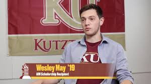 Wesley May Scholarship Thank You Video on Vimeo