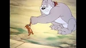 Tom and Jerry Episode 15 The Bodyguard 1944 - YouTube