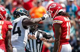 Myles Jack, two Chiefs fined for unnecessary roughness ...