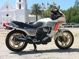 techno wonder 1982 honda cx 500 turbo