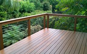 Cable Deck Railing Systems Picture Oscarsplace Furniture Ideas Ideas For Cable Deck Railing Systems