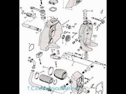 omc parts exploded view drawings