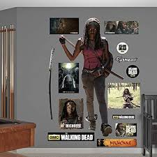 Fathead Michonne The Walking Dead Real Big Wall Decals On Star Wars