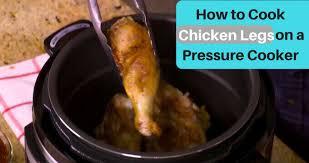 pressure cooker en legs recipes