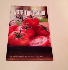nutrition action health letter set of