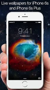 apps offering 3d touch live wallpapers