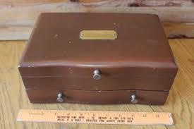 reed barton jewelry box