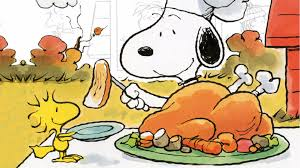 54 snoopy thanksgiving wallpapers on