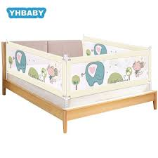 Baby Bed Fence 1 8m 2m Home Kids Playpen Care Barrier Ffor Bed Crib Rail Security Fencing For Children Guardrail Baby Playpens Aliexpress