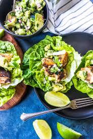 Super Simple Keto Fish Tacos Recipe ...