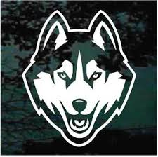 Siberian Husky Car Decals Stickers Decal Junky