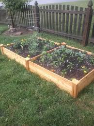 Greenes Fence 4 Ft X 8 Ft X 10 5 In Dovetail Cedar Raised Garden Bed Rc6t21b The Home Depot In 2020 Cedar Raised Garden Raised Garden Cedar Raised Garden Beds