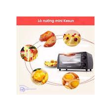 Lò nướnglò nướng mini Lò nướng mini tiện dụng Kesun so sánh giá rẻ tại  giaregiatot.com gia re gia tot