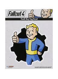 Fallout 4 Vault Boy Cog Decal Fallout 4 Vault Boy Vault Boy Cogs