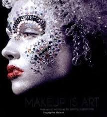 makeup is art professional techniques