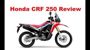 honda crf 250 rally test ride