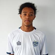 Aaron Brown - Forward - Youth Team   Bury Football Club