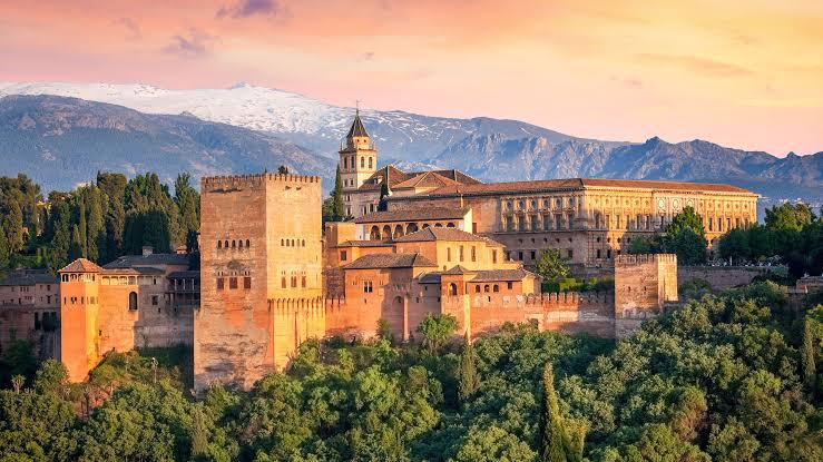 """Hasil gambar untuk Alhambra"""""""