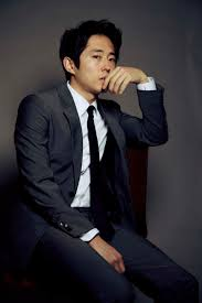 """Words With: Steven Yeun Turns Lionheart on """"The Walking Dead"""" 