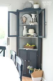 corner furniture dining room cabinet
