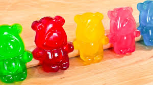 how to make gummy bears regular and