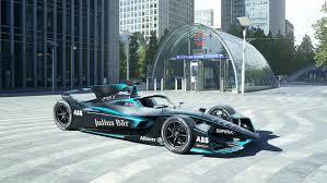 Formula E reveals new car design with shark-like fin - CNN