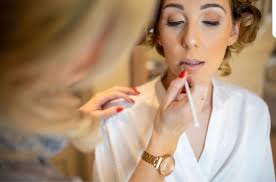 makeup fresh on your wedding day