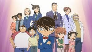 Detective Conan: The Crimson Love Letter dự kiến ra rạp Việt Nam ...