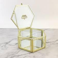 trinket box vintage jewelry box