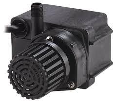 submersible 300 gph small pond pump