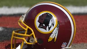 Washington NFL team officially drops 'Redskins' name