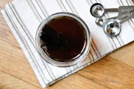 extrait de vanille fait maison recette