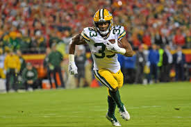 Aaron Jones Fantasy Football, Week 13: Preview, DFS salary, injury news -  DraftKings Nation