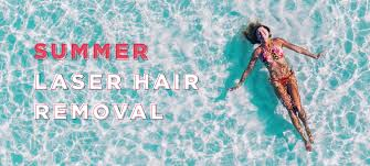 summer laser hair removal interlocks