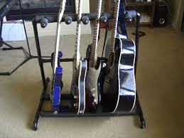 build a pvc guitar stand