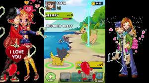 Game Pokemon Go 2 - Chó Điện Đại Chiến Đội Trưởng SOFIA Trong ...