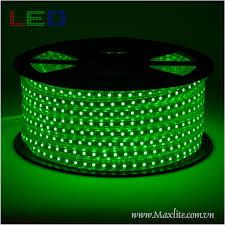 Bộ 10 mét đèn Led dây 5050 ánh sáng xanh lá