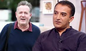 Adil Ray reveals 'challenge' stepping in for GMB's Piers Morgan ...